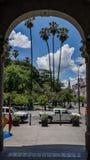 殖民地城市 图库摄影