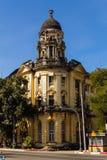 殖民地大厦,缅甸的(Burmar)仰光 库存照片