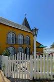 殖民地德国建筑学在斯瓦科普蒙德 库存图片