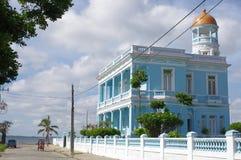 殖民地样式旅馆在古巴 库存图片