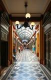 段落des王子内部,巴黎,法国 库存照片