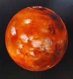 毁损行星 免版税库存图片