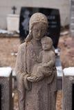 母亲和孩子 库存图片