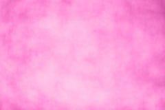 母亲节桃红色迷离背景-储蓄照片 免版税库存照片