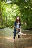 母亲,母亲节,儿子,男孩,自然,爱,情感,生活 库存图片
