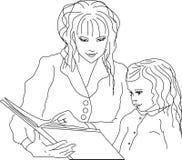 母亲 免版税库存图片