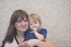母性 妈妈和 图库摄影