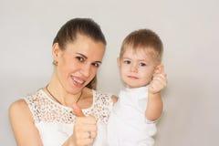 母性 母亲 免版税库存图片