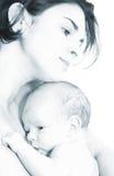 母性 库存图片