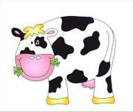 母牛 库存例证
