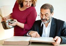 每天犹太寿命 免版税库存照片