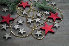 每年圣诞节装饰 库存图片