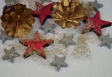 每年圣诞节装饰 免版税库存图片