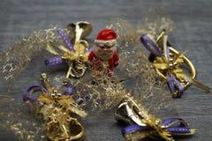 每年圣诞节装饰 免版税图库摄影