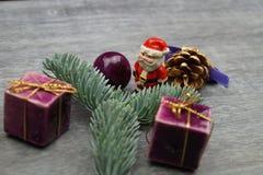 每年圣诞节装饰 图库摄影