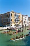 每年狂欢节意大利执行威尼斯 免版税图库摄影