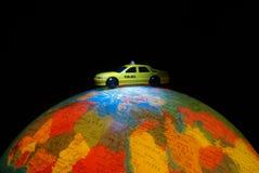 每获得地球安排 免版税库存照片