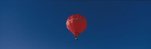 每年亚伯科基国际气球节日。 免版税库存图片