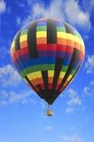 每年热空气气球节日科罗拉多泉科罗拉多 免版税库存图片