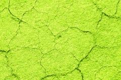 毒性颜色难看的东西破裂的黏土样式 免版税库存照片