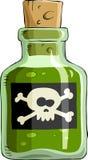 毒物 免版税库存照片