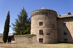 比利亚弗兰卡的候爵的宫殿 库存图片