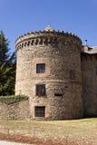 比利亚弗兰卡的候爵的宫殿 免版税库存照片