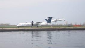 比利多伦多主教城市机场 库存照片