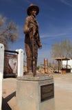 比利小子纪念碑 免版税库存图片
