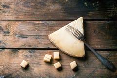 比利时乳酪 图库摄影