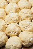 比利时人列日或糖奶蛋烘饼的面团球 免版税库存图片