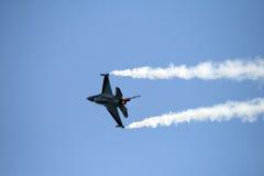 比利时人F-16 库存图片