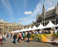 比利时啤酒周末 免版税库存照片