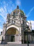 比利时布鲁塞尔教会玛丽s st 库存照片