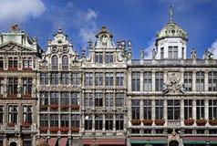 比利时布鲁塞尔 库存照片