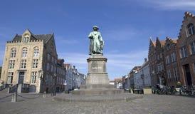 比利时布鲁日 免版税图库摄影