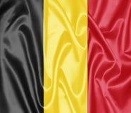 比利时旗子-比利时 库存例证