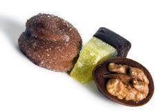 比利时果仁糖 免版税库存图片
