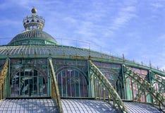 比利时温室皇家的laeken 库存图片