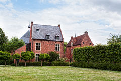 比利时的结构的纪念碑 图库摄影