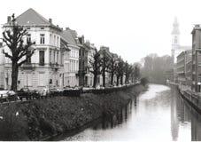 比利时绅士 库存照片