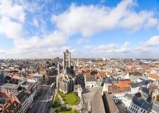 比利时绅士 免版税库存照片