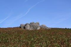 比利牛斯山 库存图片