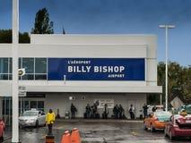 比利Airport主教 库存照片