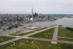比利Airport,多伦多,安大略主教 库存照片