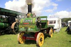 1905年登比少女2ton蒸汽无盖货车 免版税库存照片