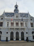 比尼亚德尔马-智利 免版税库存图片