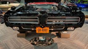 1969年比德GTO法官恢复 库存图片