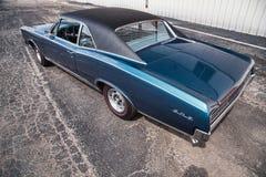 1967年比德GTO 库存照片