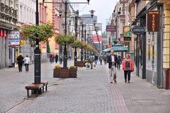 比托姆,波兰 免版税库存图片